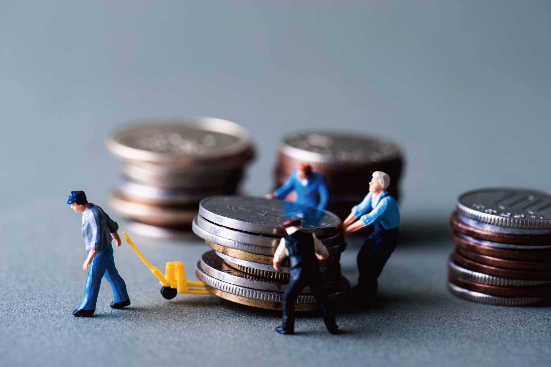 倒産しないために借りた借入金のせいで、倒産しないために